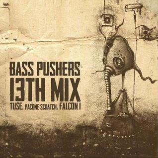 13th MIX BassPushers 2013 TUSE & FALCON 1