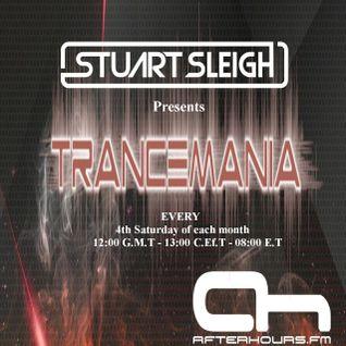 Stuart Sleigh Presents Trancemania 008