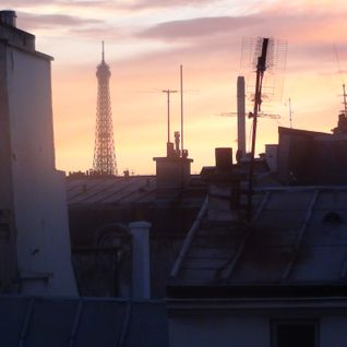 Août à Paris