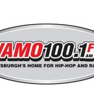 Mike Jax & DJ OPAL! 5 O' Clock Traffic Jam on WAMO 100 Pittsburgh,PA. (www.wamo100.com)