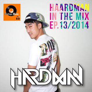HAARDMAN IN THE MIX   (EP.13/2014) [RAABBIIZZ GROOVE]