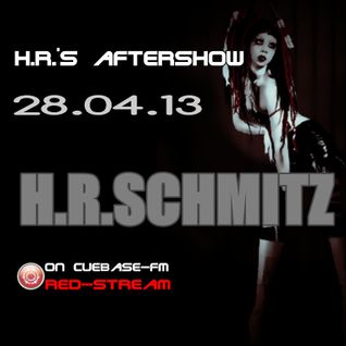 H.R.s AFTERSHOW on CUEBASE-FM redstream my set..