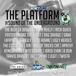 24/05/16 HiPNOTT Presents: The Platform