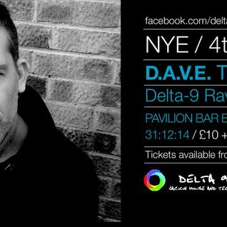 Mark Rogan - Mix 076, Live @ Delta-9 4th Birthday, Pavillion Bar, Belfast, 31-11-2014