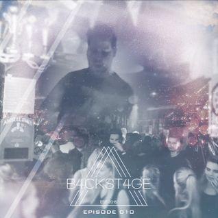 "Revero presents B4CKST4GE Radio 010 (Live from B4CKST4GE ""Masquerade"" 01/01/16)"