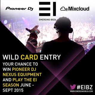Emerging Ibiza 2015 DJ Competition - DJ FRNK