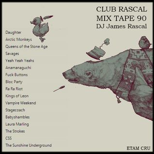 Club Rascal Mix Tape 90