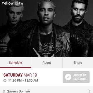 Yellow Claw @ Queens Domain, Beyond Wonderland San Bernardino, United States 2016-03-19