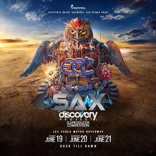 Grant Saxena - EDC Las Vegas DJ Competition Entry