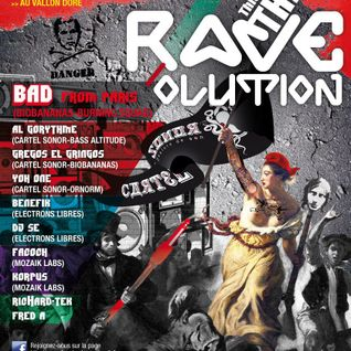 This is the Rave'olution