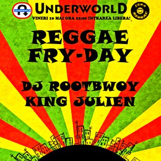 DJ RootBwoy Roots & Rootstep Mix @ Reggae Fry-Day 10.05.2013