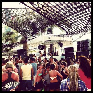 ADANA TWINS / Live from Ants at Ushuaia / 20.07.2013 / Ibiza Sonica