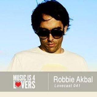 Music4Lovers Lovecast - Robbie Akbal