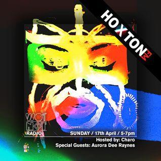 WotNot Radio 100 - Charo with Aurora Dee Raynes (inc. live PA)