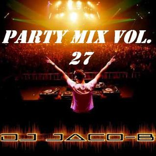 DJ Jaco-b Party mix vol. 27