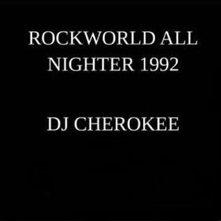 Cherokee (New Dawn) @ Rockworld - 1992