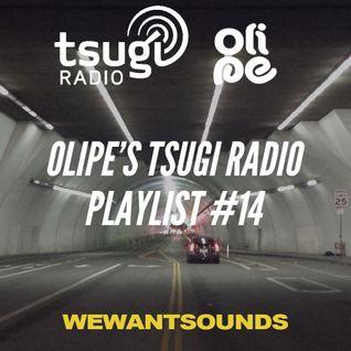 Olipe's Tsugi Radio Playlist #14: 100% female hiphop