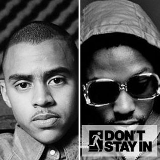 Don't Stay In Mix of the Week 115 - Swindle & Silkie (dubstep/grime)