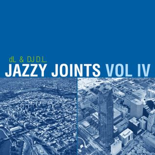 Jazzy Joints Volume 5 feat DJ D.L