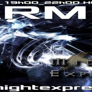 Warm up  - 07.08 & 02.09 @END 519 - Mid Night Express FM