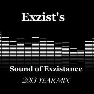 Sound of Exzistance - 2013 Yearmix