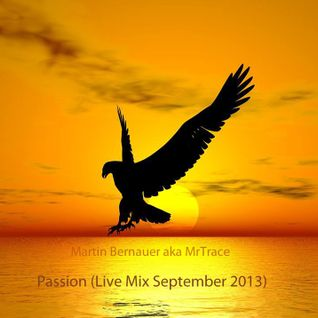 Martin Bernauer (aka MrTrace) - Passion [Live Mix September 2013]