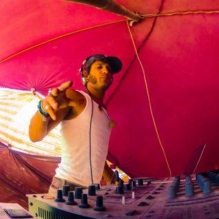 DJ cheve Live @ Burning Man 2012 @ Space Island