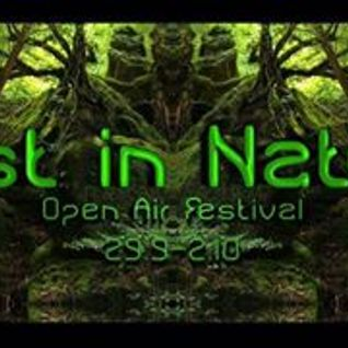 Lost in Nature WarmUp Set mixed by Peps