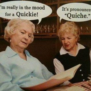 Quickie Quiche