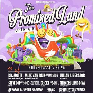 Mijk van Dijk Classic DJ Set at The Promised Land/ The Netherlands - 2015-06-13