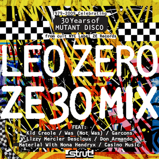 LEO ZERO ZE RECORDS 'ZE30' MIX