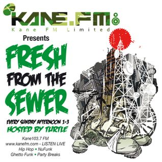 KFMP: Fresh From The Sewer 29.01.2012