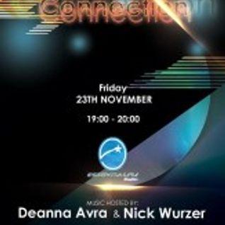 Nick Wurzer & Deanna Avra - Connection - Nov. 23, 2012