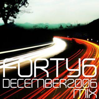 DJ Steampunk - FortySix (December 2006 Mix)