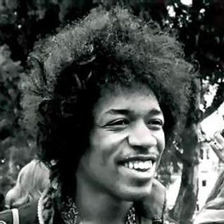 Jimi Hendrix , Mon Best Of , By Gallagh'
