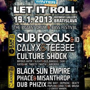 Let it Roll Winter SLOVAKIA 2013 Winning Contest Mix