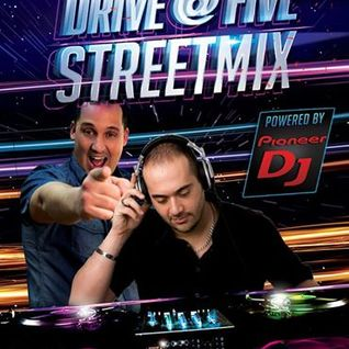 DJ Danny D - StreetMix Extended / Drive @ Five StreetMix - May-06-2016
