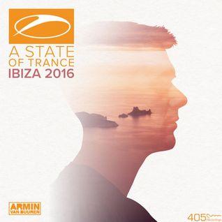 A State Of Trance 2016 Ibiza Mixed CD2
