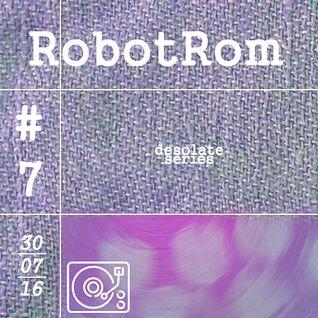 RobotRom - Desolate series #7
