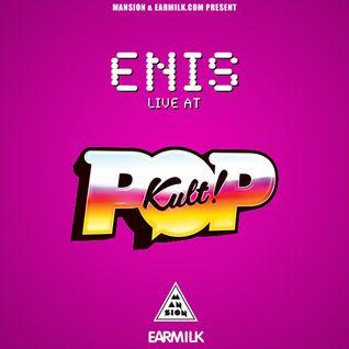 POP KULT :: FEB 04, 2012 :: ENIS (LIVE)