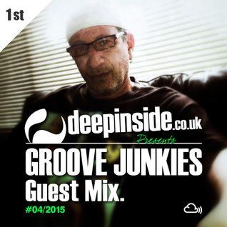DEEPINSIDE presents GROOVE JUNKIES (Exclusive Guest Mix)