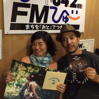 2016年8月26日金曜日 guest MASA NIWAYAMA & HOU