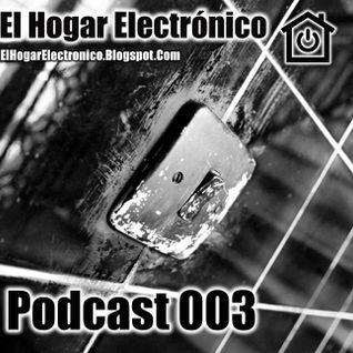 EL HOGAR ELECTRONICO - Podcast 003