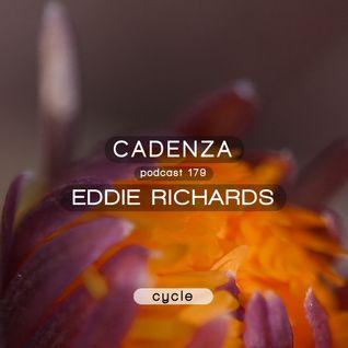 Cadenza Podcast   179 - Eddie Richards (Cycle)