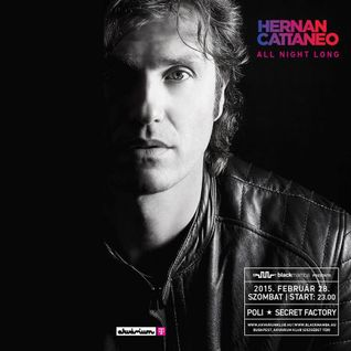 Hernan Cattaneo - Live at Akvarium Klub, Budapest, Hungary (28-02-2015)