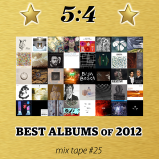 Mix Tape #25 : Best Albums of 2012