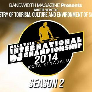 Dj Edz - Malaysia - Malaysia International DJ Competition 2014