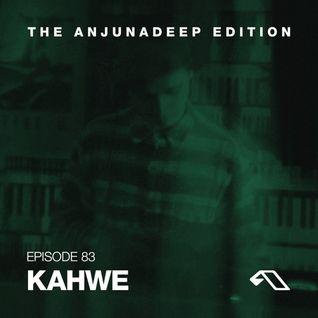 The Anjunadeep Edition 83 With Kahwe