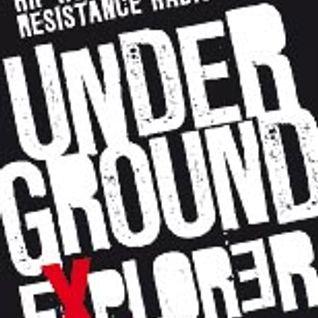 Underground Explorer Radioshow,Dj Fab (12 janvier 2014) Part 1