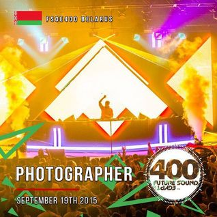Photographer - Future Sound of Egypt 400 Live @ Prime Hall Minsk, Belarus [2015-09-19]